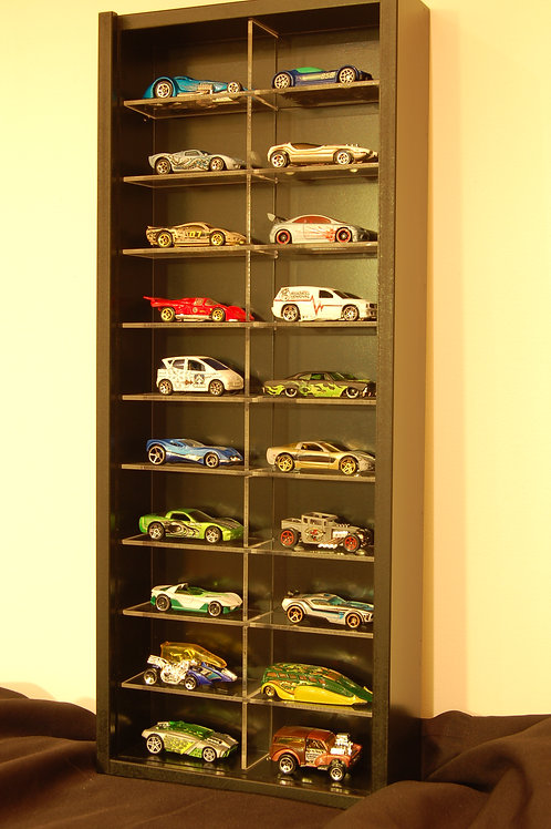 1:64 Scale (20 Cars Display)
