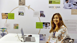 """Ana B. Santísima-Trinidad presentó en Future IPM 3.0 su trabajo sobre los """"Efectos producidos por lo"""