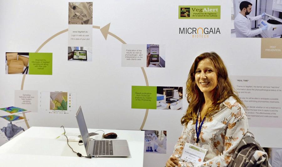 Ana B. Santísima-Trinidad (Microgaia Biotech - CEBAS-CESIC)