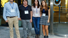 MICROGAIA BIOTECH PRESENTA VEGALERT EN FUTURE IPM 3.0