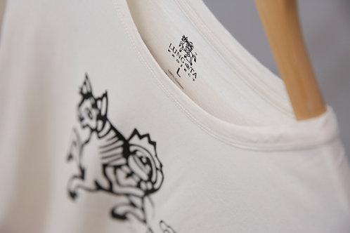 オリジナルTシャツ オーガニックコットン  サイズL