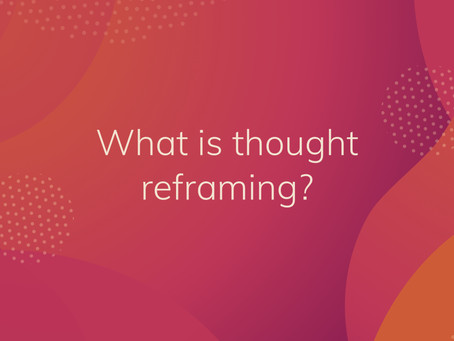 What is Thought Reframing?