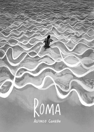 Poster Design for film 'Roma'