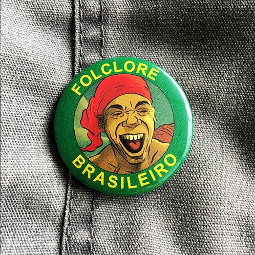 Botton - Folclore Brasileiro