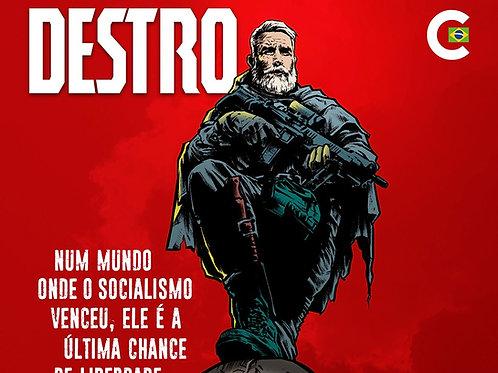 Destro HQ - Capa cartonada