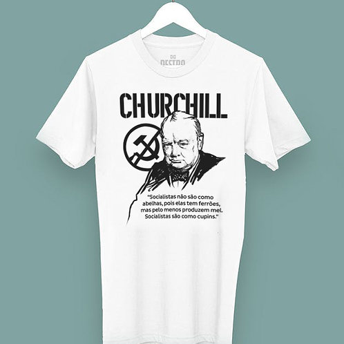 Camiseta -  Churchill
