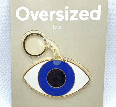 Eye Llavero Oversized