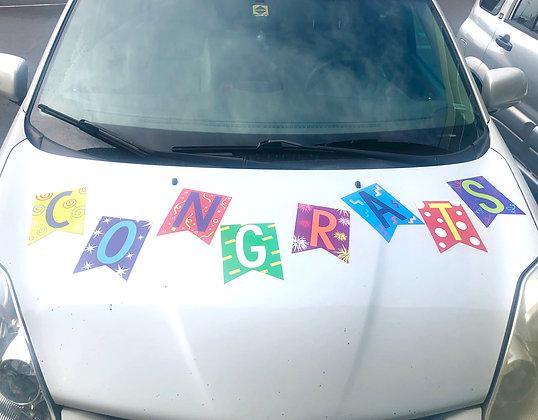 Celebration Magnets CONGRATS