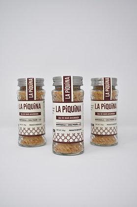 Sal con Mantequilla-Piquin-Ajo