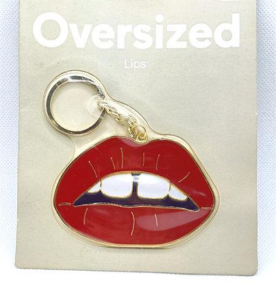Lips Llavero Oversized