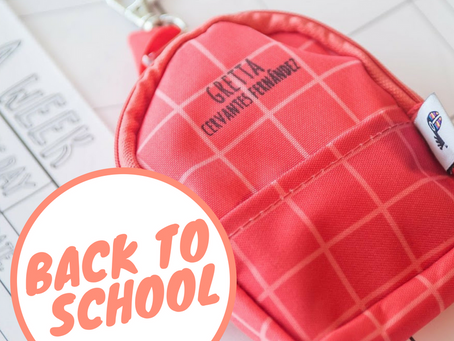 Back to School and Stamping