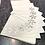 Thumbnail: Snowflake - Dinner Napkins Tacto Lino