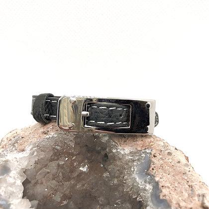 Belt Bracelet negra