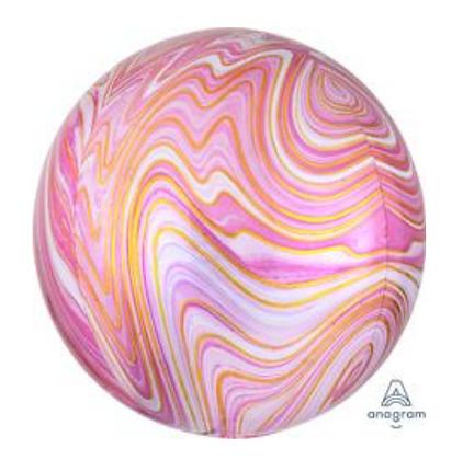 Orbez Marbelez Pink