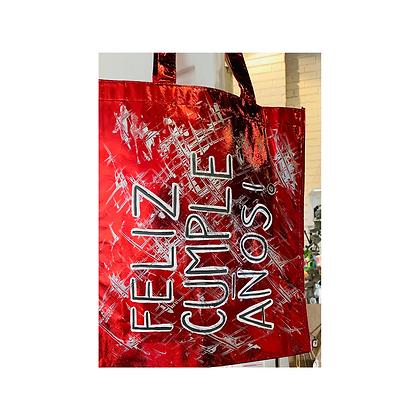 Party Bag - Feliz Cumpleaños