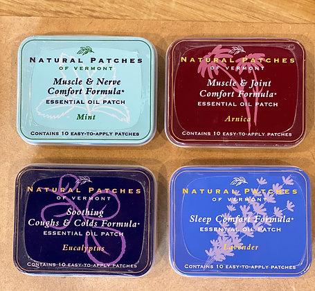 parche aromaterapia