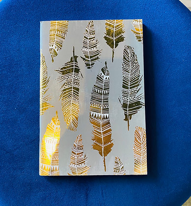 Golden Leaf - Libreta