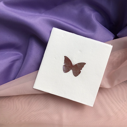 Cocktail Napkin Butterfly