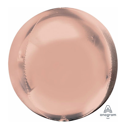 Orbez Rose Gold