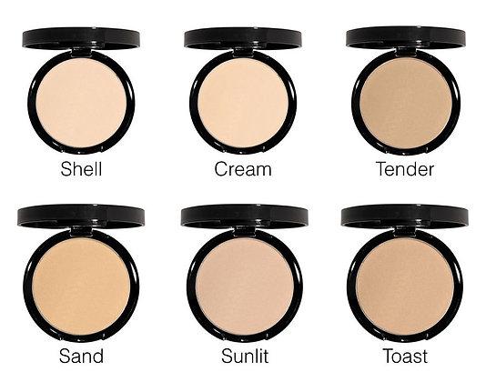 Maquillaje Compacto con Estuche