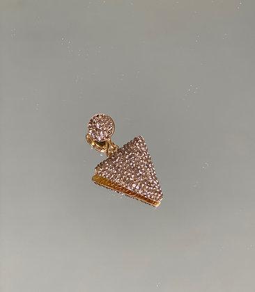Dije Triangulo Dorado