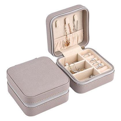 Jewelry Box Slate Grey