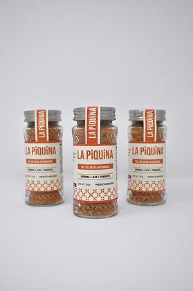 Sal con Paprika-Ajo-Pimienta