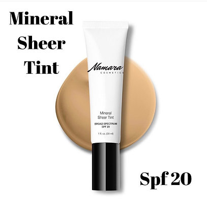 Mineral Sheer Tint