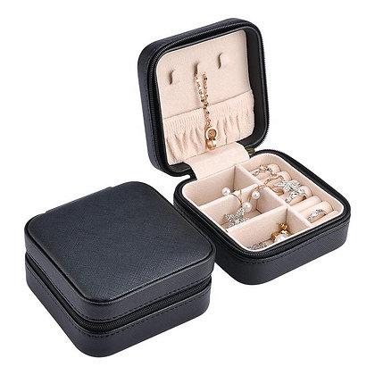 Jewelry Box Slate Black