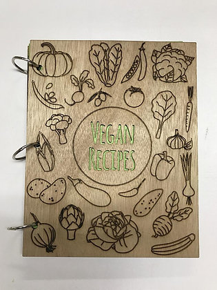 Recetario for Vegan Recipes