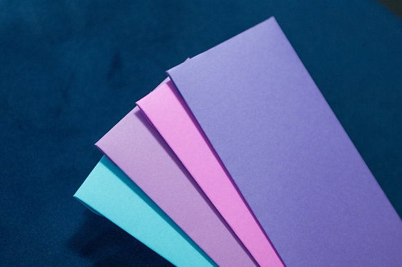 Set Envelope Pastel