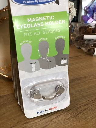 Porta Lentes Magnetico
