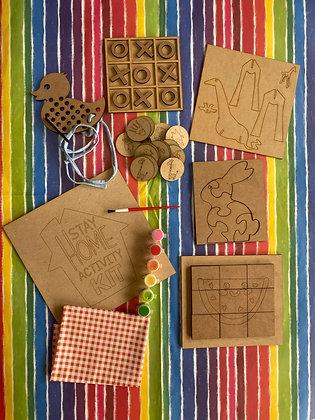 Kids Activity Box 6 Actividades