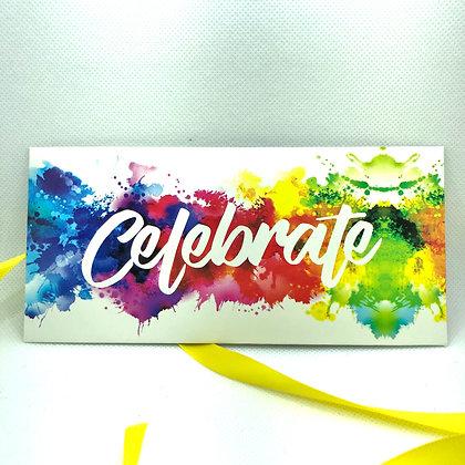 Sobre para Dinero - Celebrate