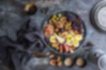 """Assiette """"salade d'été"""" composée"""