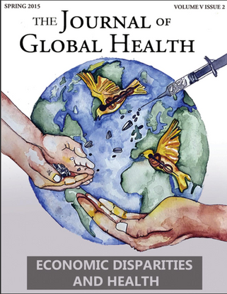 The Journal of Global Health Cover Design