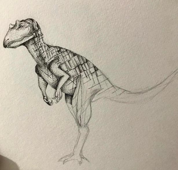Sartorius the Dino-saurius