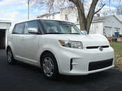 2012 Toyota Scion xB 4 door (52,500 miles)