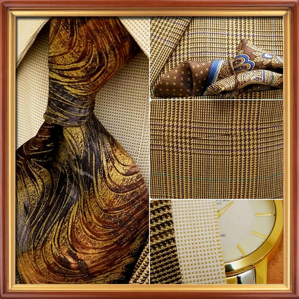 Earth tones make a great fashion statement durin Autumn...