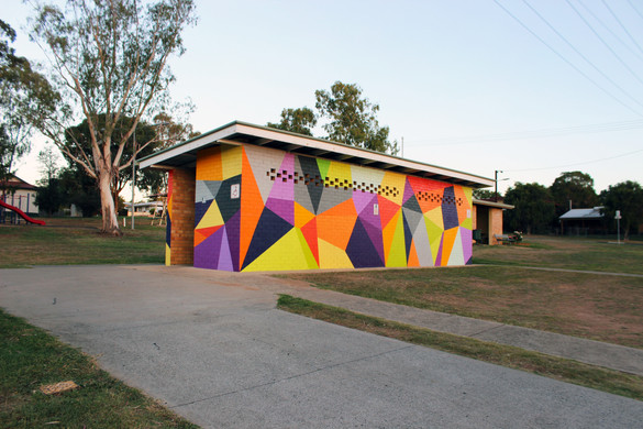 'Serendipity' @ Mile End Park, Warwick, QLD.