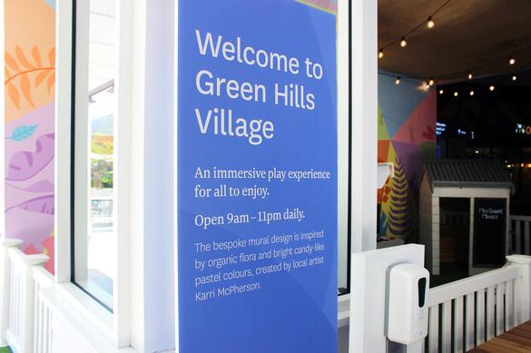 Green Hills Village (Kid's Play Area)