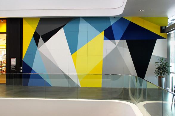 Interior Mural, 2019