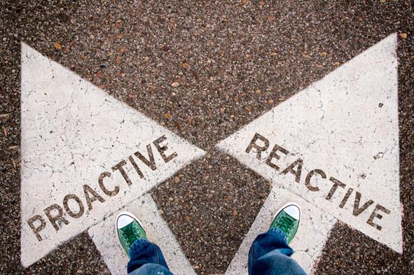 ¿Proactivo ó Reactivo? Cualquiera qué te sirva en negocios te servirá para tú vida!