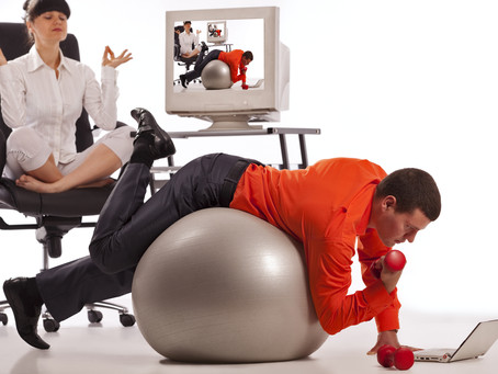 A Fear of Looking Ridiculous...A Barrier to Physical Activity!