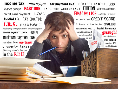 Increase Work Productivity by Decreasing Financial Stress