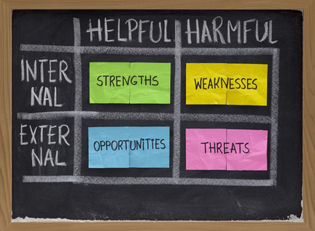 SWOT for Personal Change!