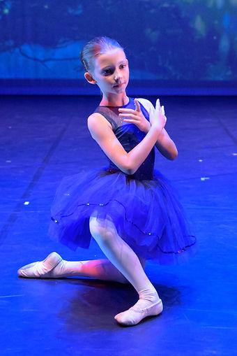 danse etudes classique