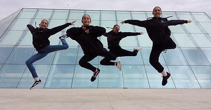 danse études workshop Balanchine