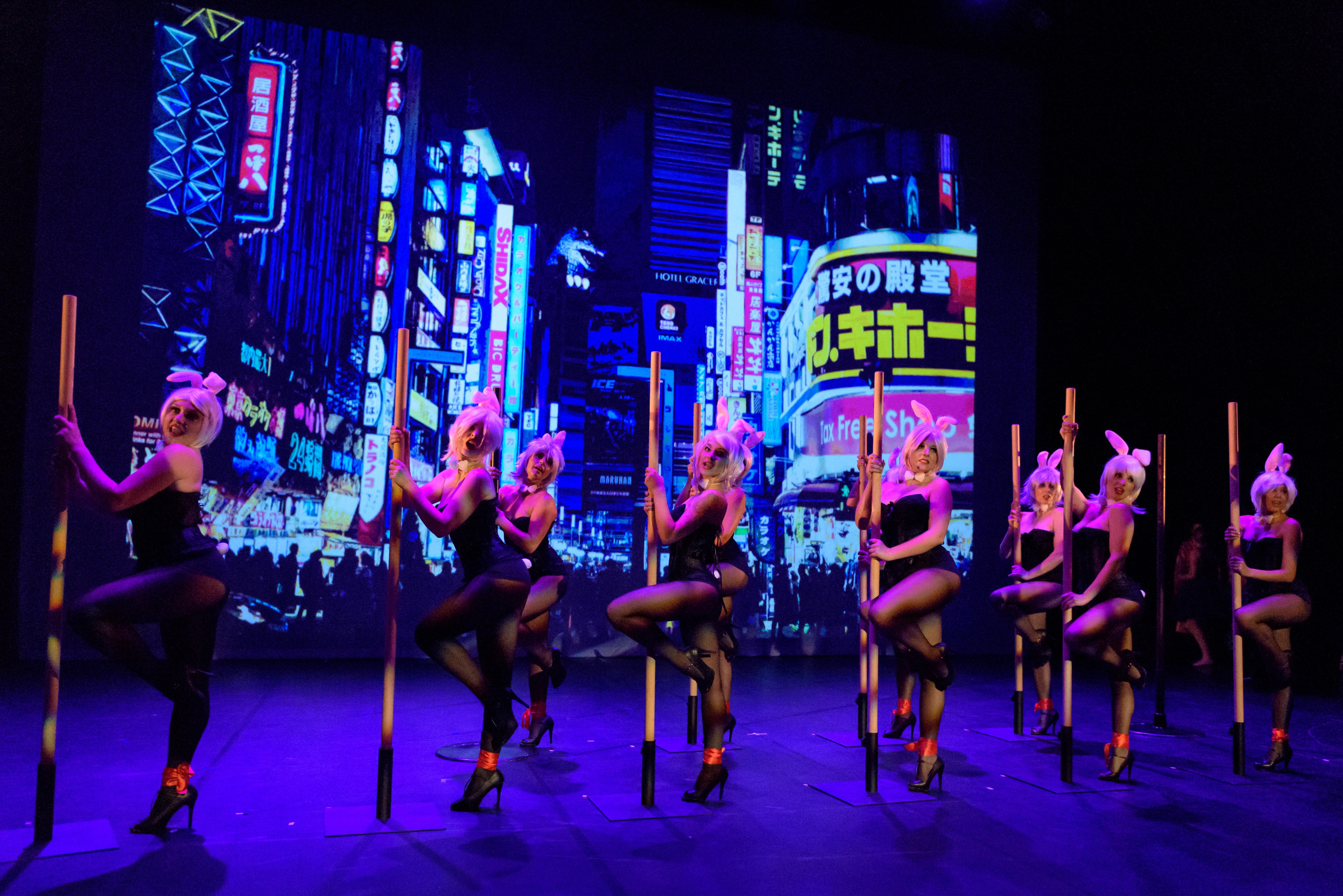 Japan Art Line Cabaret