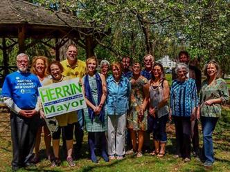 Sierra Club Endorsement in Marshall Square Park